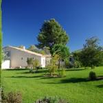 Le Four des banes, un bel espace de verdure